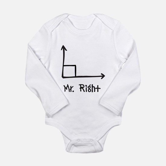 Mr Right Body Suit