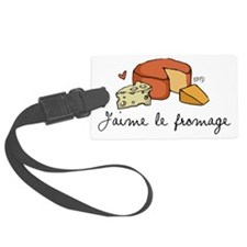 Jaime le fromage Luggage Tag