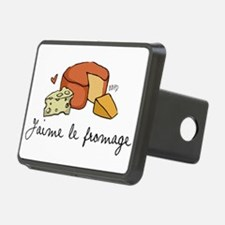 Jaime le fromage Hitch Cover