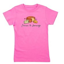 Jaime le fromage Girl's Tee