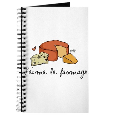 Jaime le fromage Journal