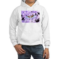 """Abstracion """"Butterfly"""" Jumper Hoody"""