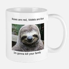 Killer Sloth Mug