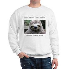 Killer Sloth Sweater