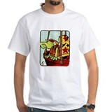 Cheech Mens White T-shirts