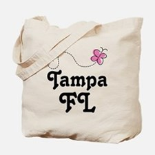 Tampa Florida Tote Bag