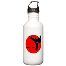 Martial Arts Sports Water Bottle