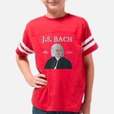 bachadultreverse Youth Football Shirt