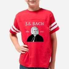 bachmonoreverse Youth Football Shirt