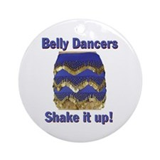 Shake It Up! Ornament (Round)