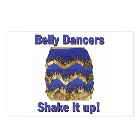 Shake It Up! Postcards (Package of 8)