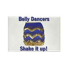 Shake It Up! Rectangle Magnet
