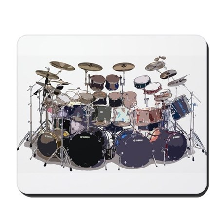 Just Drums Mousepad