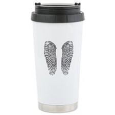 Angel Wings Travel Mug