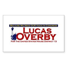 Lucas Overby Decal