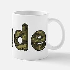 Wade Army Small Small Mug