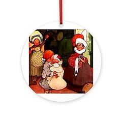 Attwell 7 Ornament (Round)