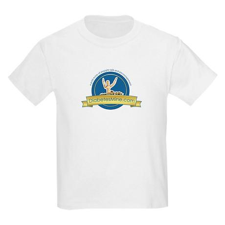 DiabetesMine.com Kids T-Shirt
