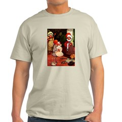 Attwell 7 Ash Grey T-Shirt