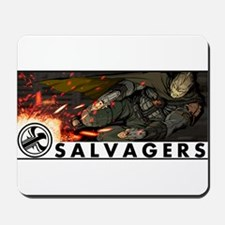 Salvagers: Largo Logo Mousepad