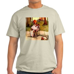 Attwell 8 Ash Grey T-Shirt