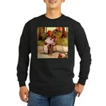 Attwell 8 Long Sleeve Dark T-Shirt