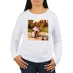 Attwell 8 Women's Long Sleeve T-Shirt