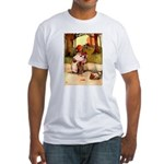 Attwell 8 Fitted T-Shirt