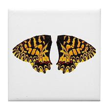 Southern Festoon Butterfly Tile Coaster