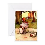 Attwell 8 Greeting Cards (Pk of 10)