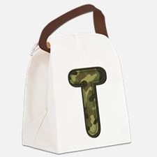 T Army Canvas Lunch Bag