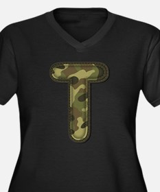 T Army Plus Size T-Shirt