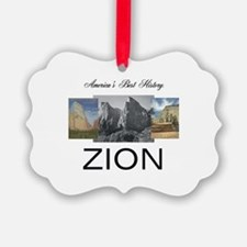 ABH Zion Ornament