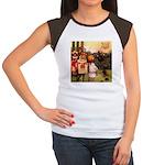 Attwell 10 Women's Cap Sleeve T-Shirt