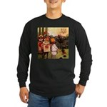 Attwell 10 Long Sleeve Dark T-Shirt