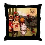 Attwell 10 Throw Pillow