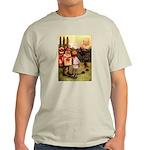 Attwell 10 Ash Grey T-Shirt