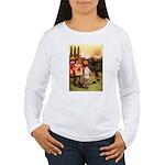Attwell 10 Women's Long Sleeve T-Shirt