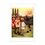 Attwell 10 Mini Poster Print