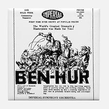 Ben-Hur Tile Coaster