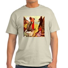 Attwell 11 Ash Grey T-Shirt