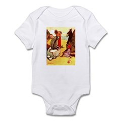 Attwell 11 Infant Bodysuit