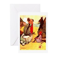 Attwell 11 Greeting Cards (Pk of 10)