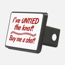 Untied The Knot Buy Me A Shot Hitch Cover