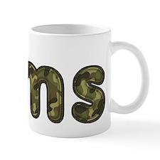Sims Army Small Mug