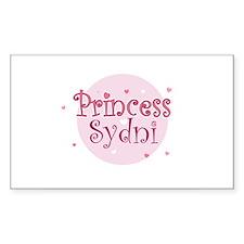Sydni Rectangle Decal