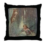 Jackson 2 Throw Pillow