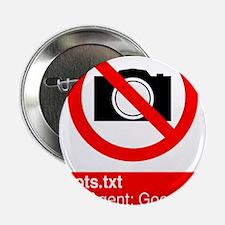 """Anti Googlevan 2.25"""" Button"""