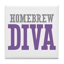 Homebrew DIVA Tile Coaster