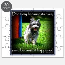 Smile because it happened Puzzle
